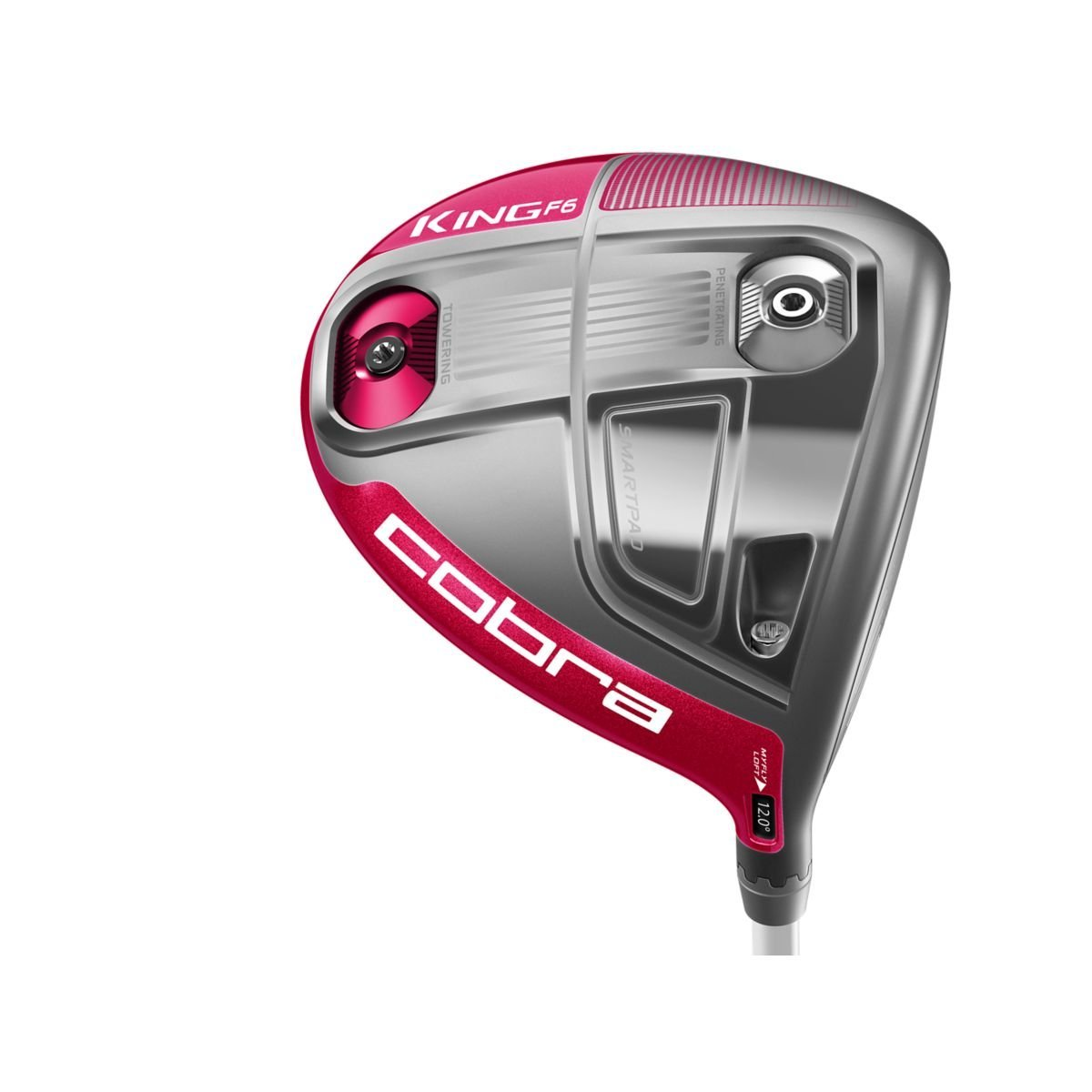 cobra women's king f6 driver