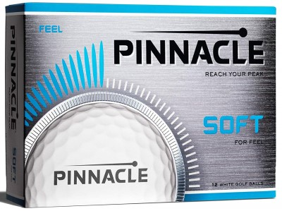 Pinnacle Soft Golf Balls